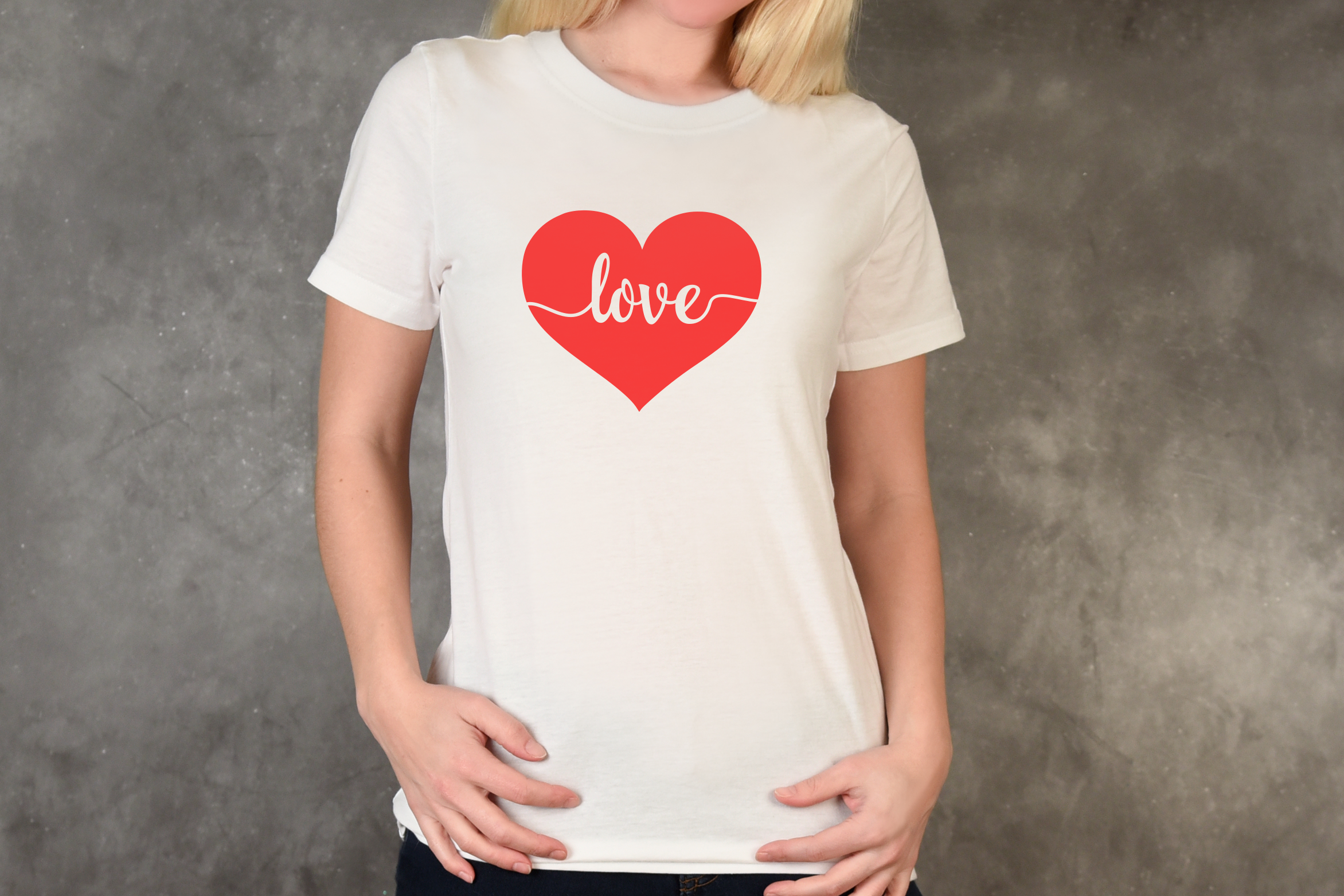 Love Svg, Heart Svg, Love Heart Svg, Valentine's Day Svg example image 2