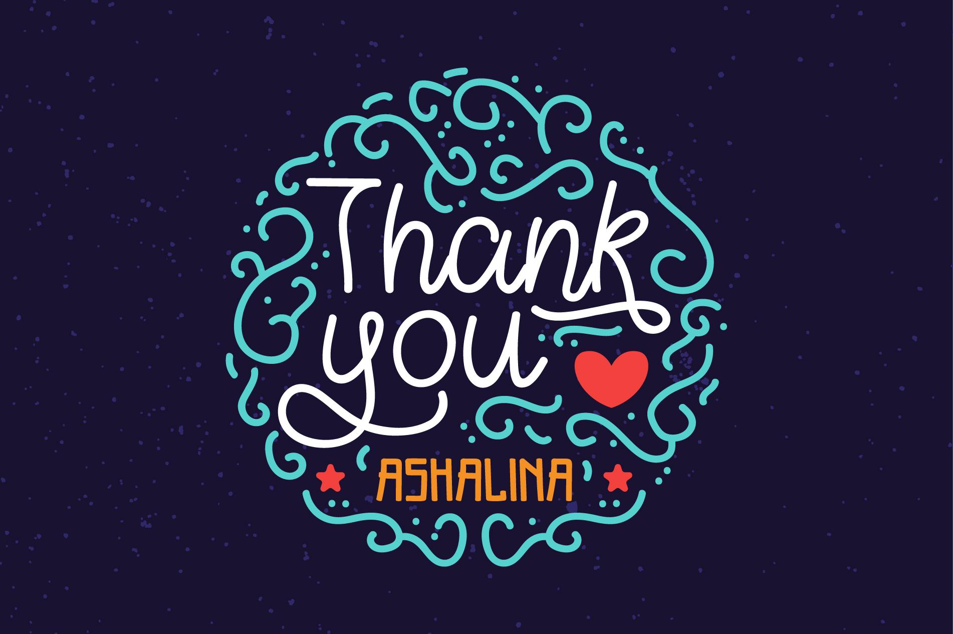 Ashalina Duo Font example image 6