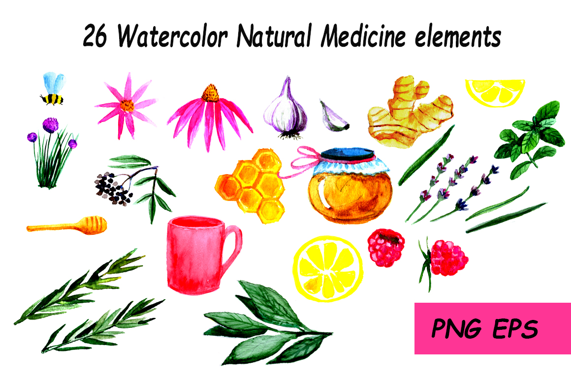 Natural Medicine  example image 2