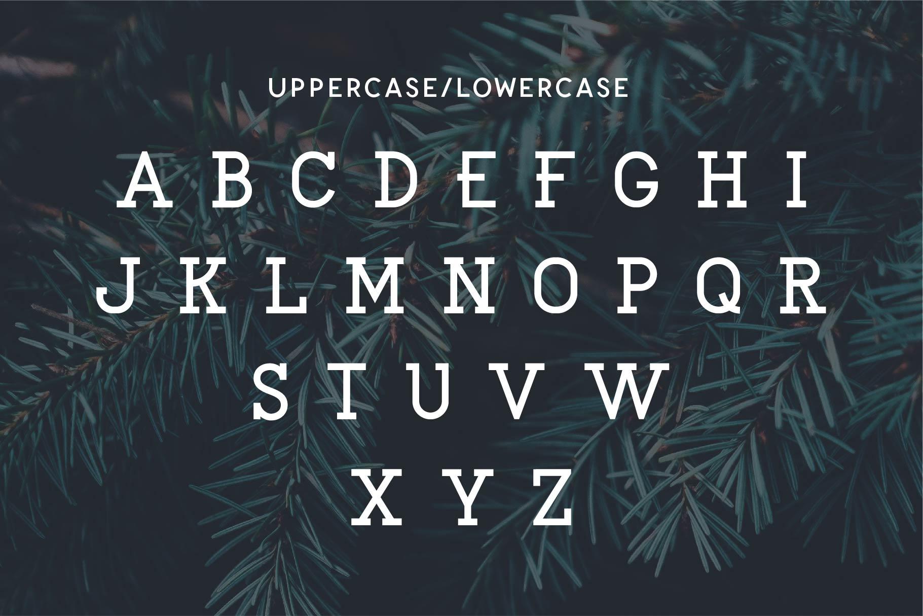 EXPLORER - Sailor Original Typeface example image 2
