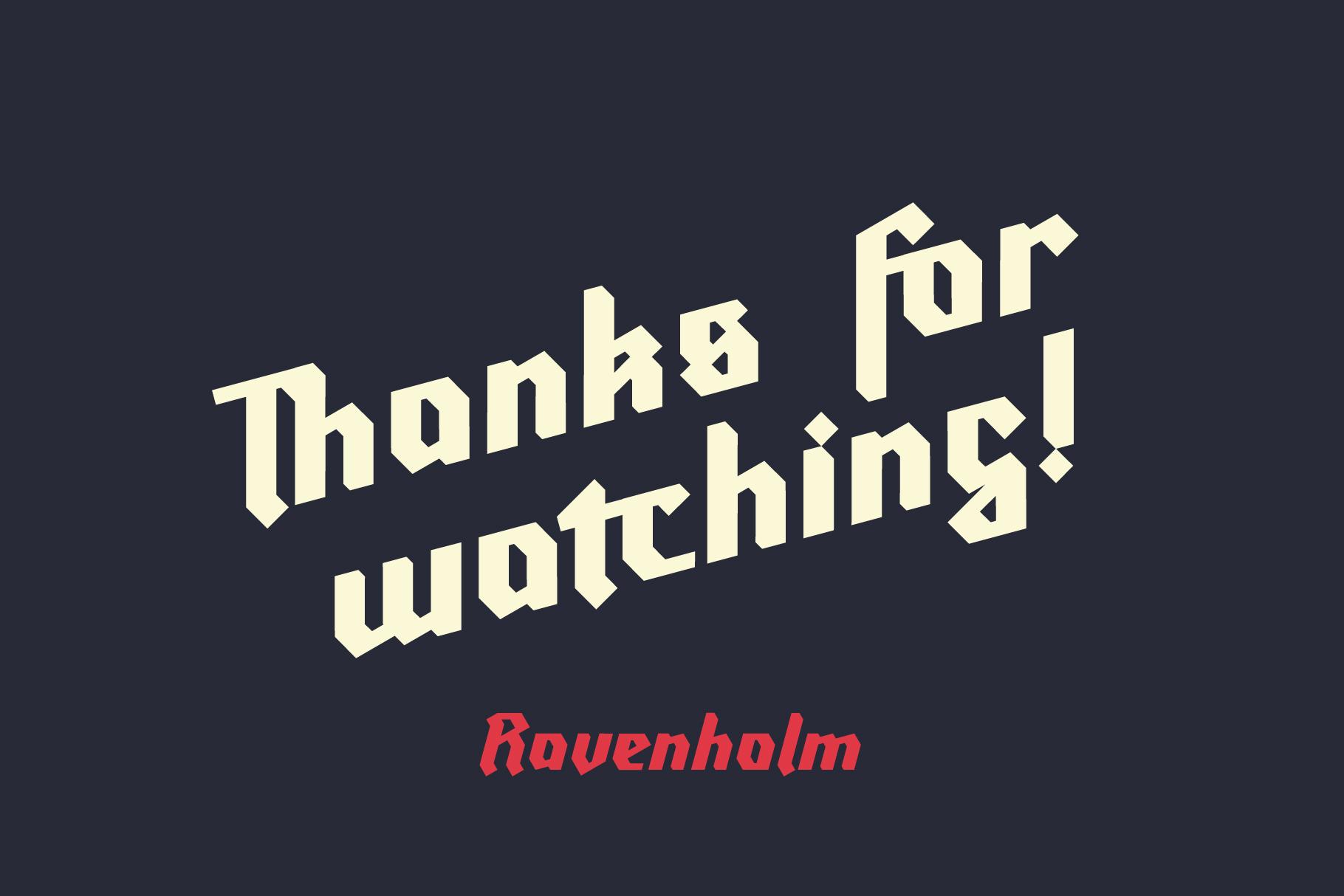Ravenholm example image 6