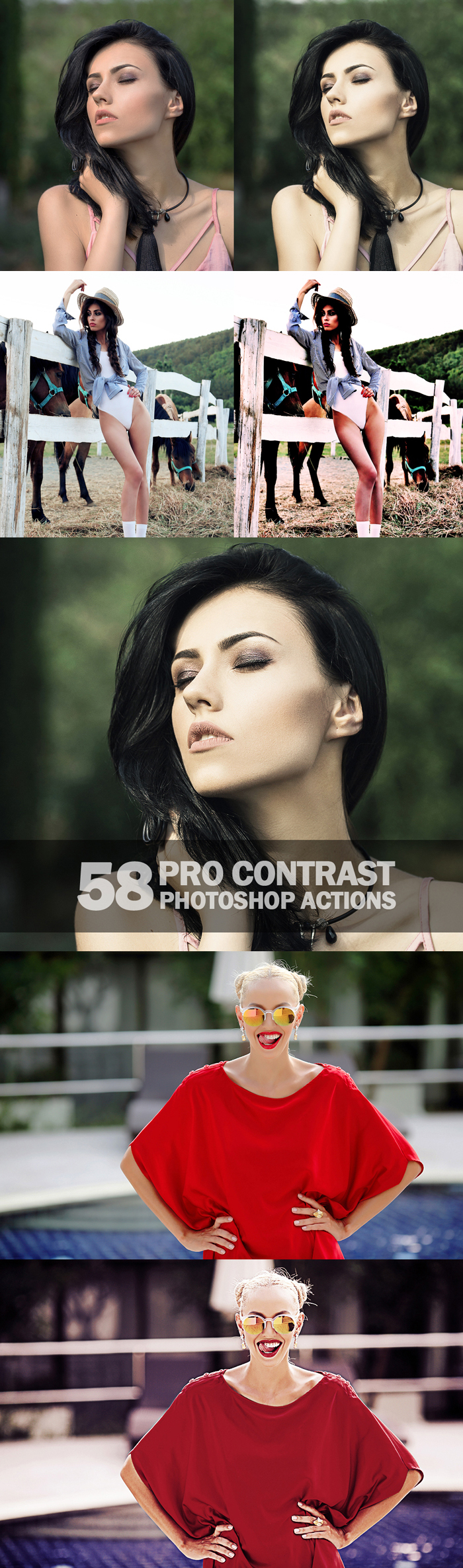 1850 Photoshop Actions example image 16