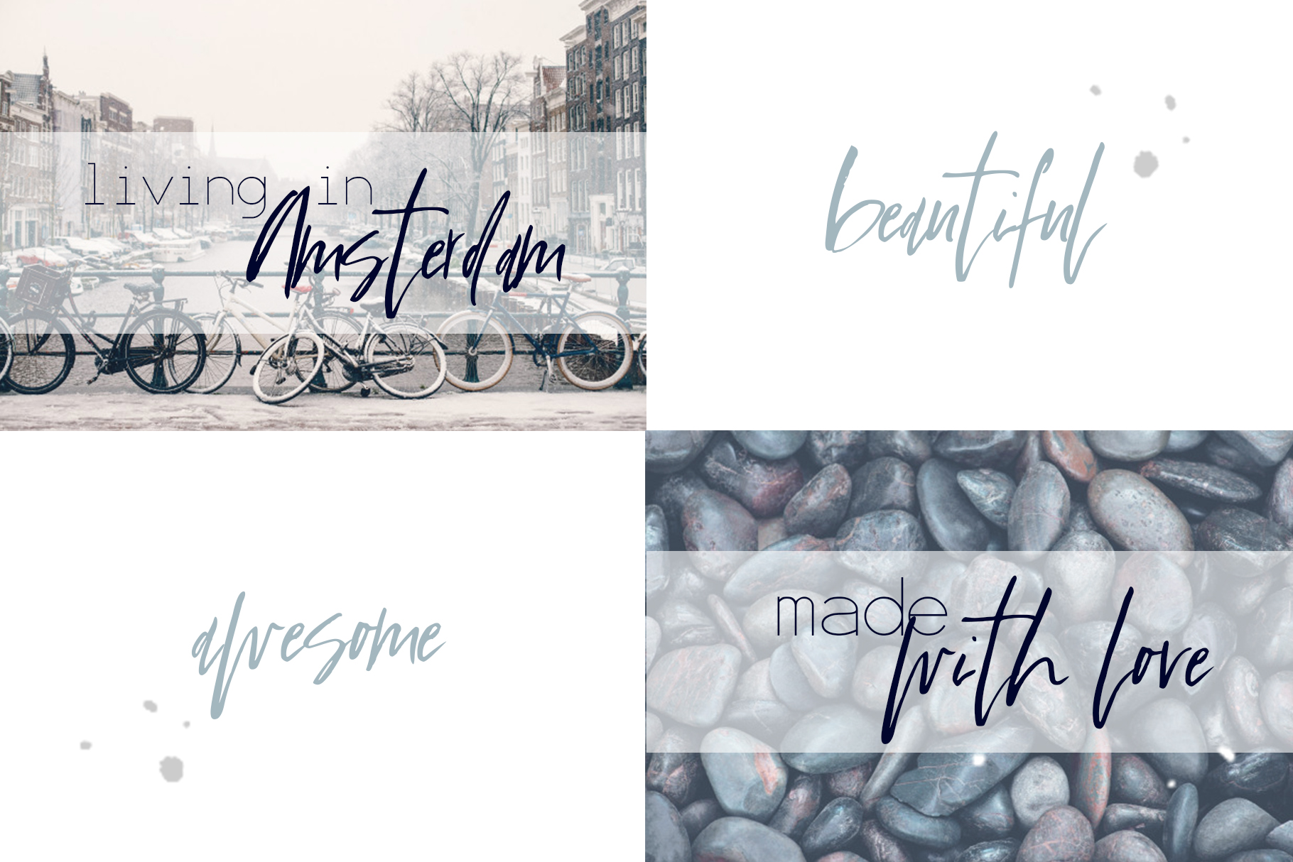 Kate Olson Font example image 8