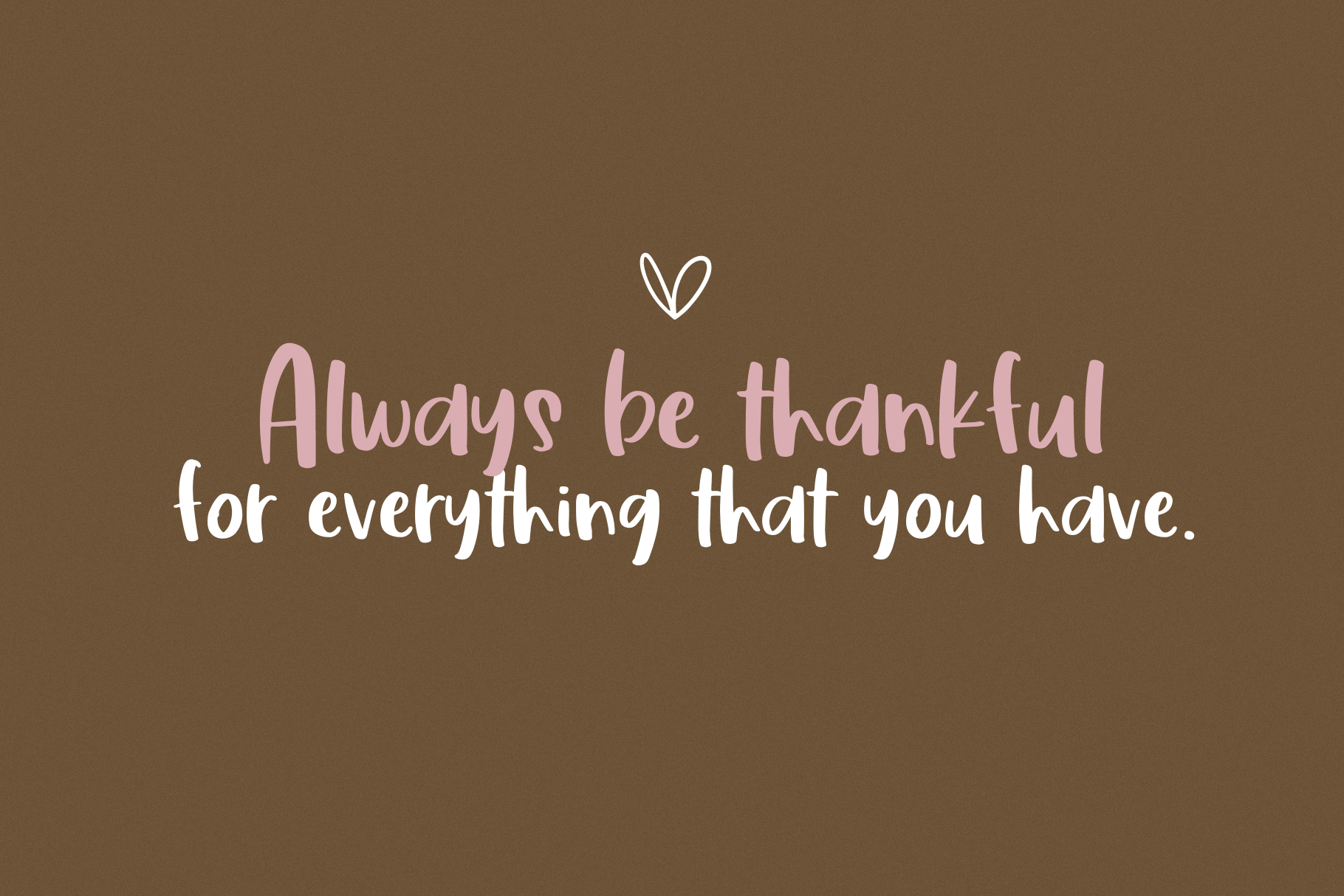 Thankful - A Cute and Chunky Handwritten Font example image 4