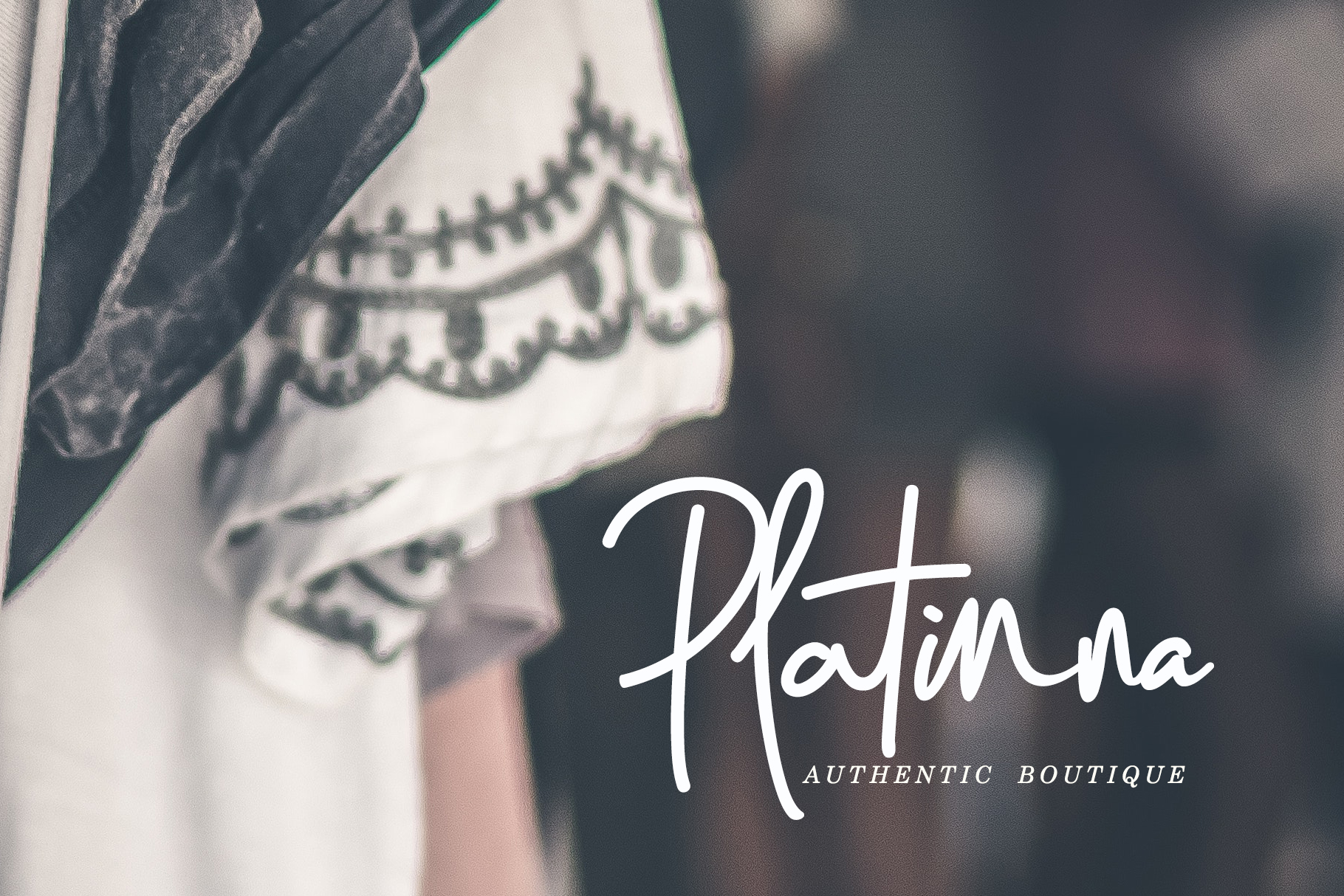 Darling Suttine | Signature Font example image 6