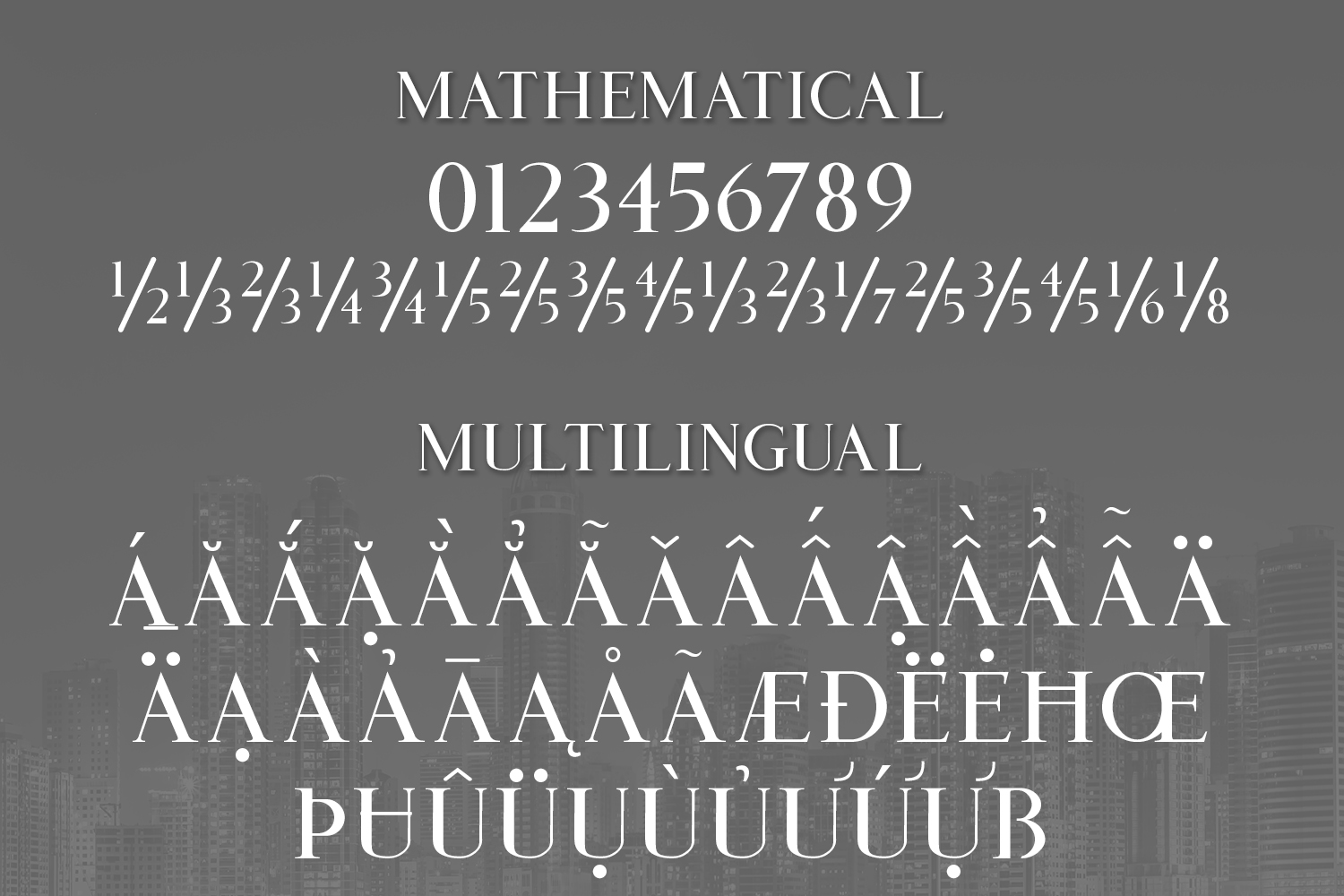 Traditional Mini Font Bundle example image 11