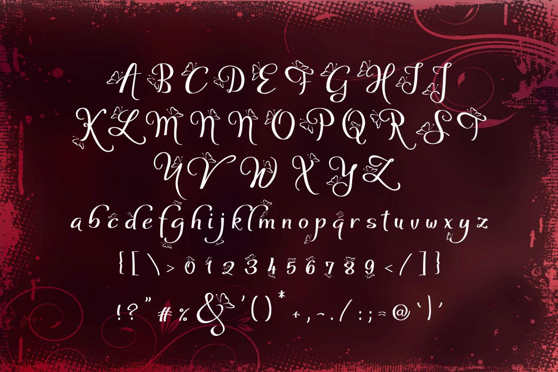 Sofye Font example image 6