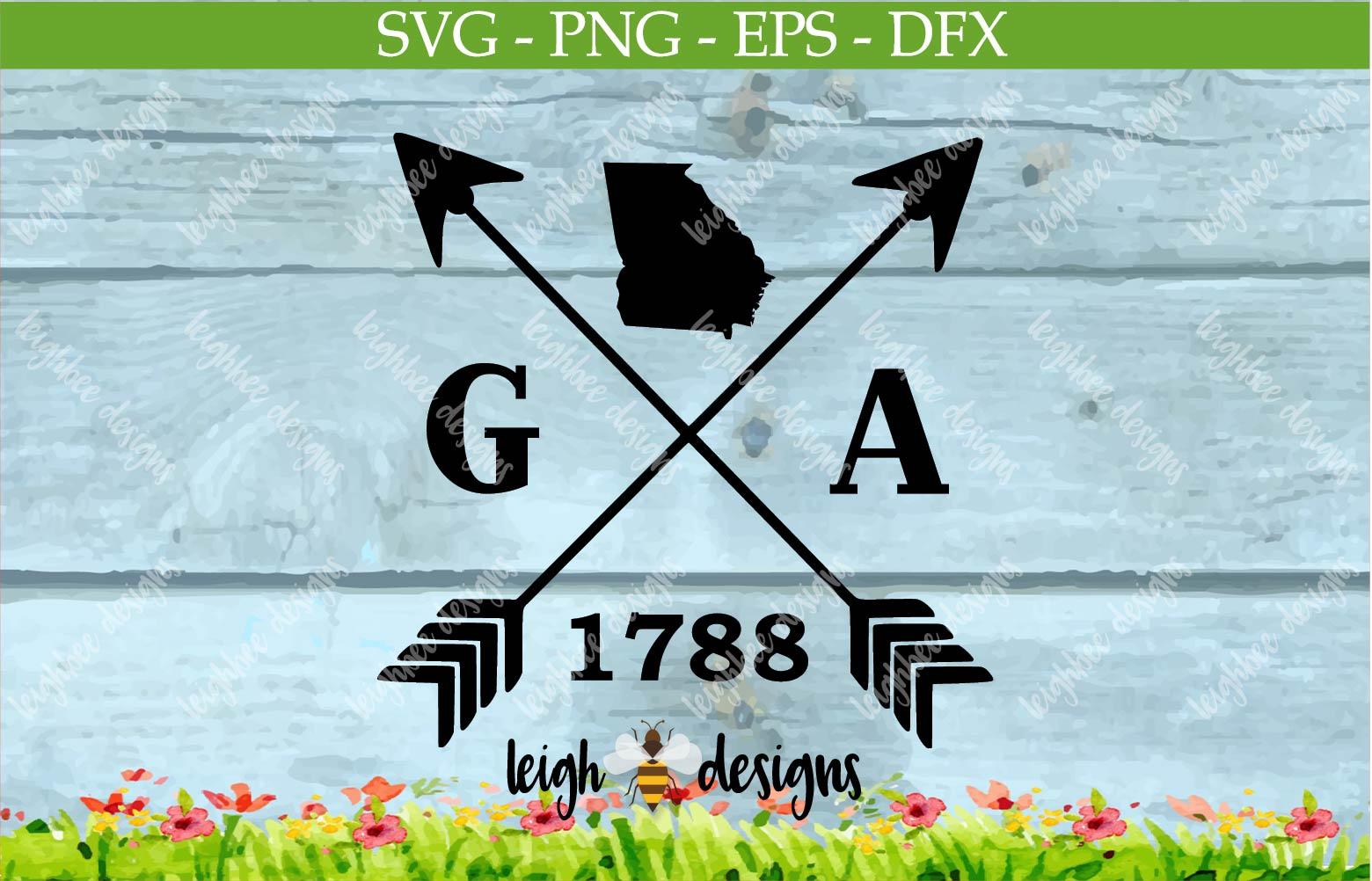 Arrow Georgia 1788 example image 1
