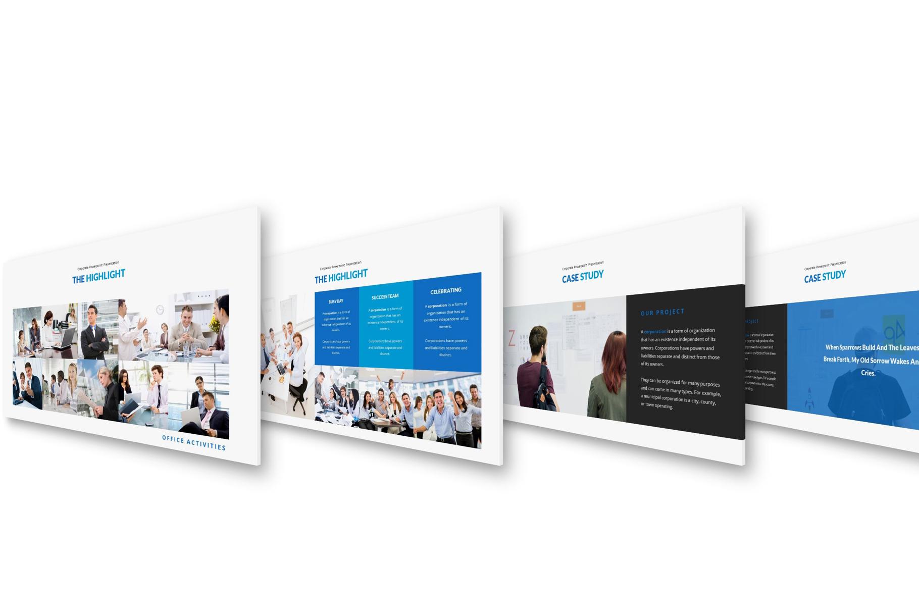 Koba Powerpoint Presentation example image 14