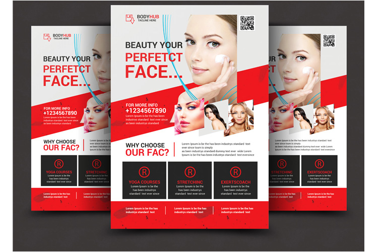 Beauty Flyer example image 1
