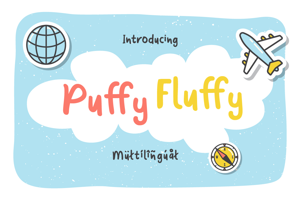 Puffy Fluffy example image 1