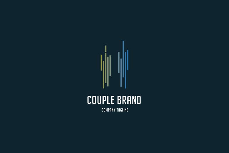 Couple logo example image 2