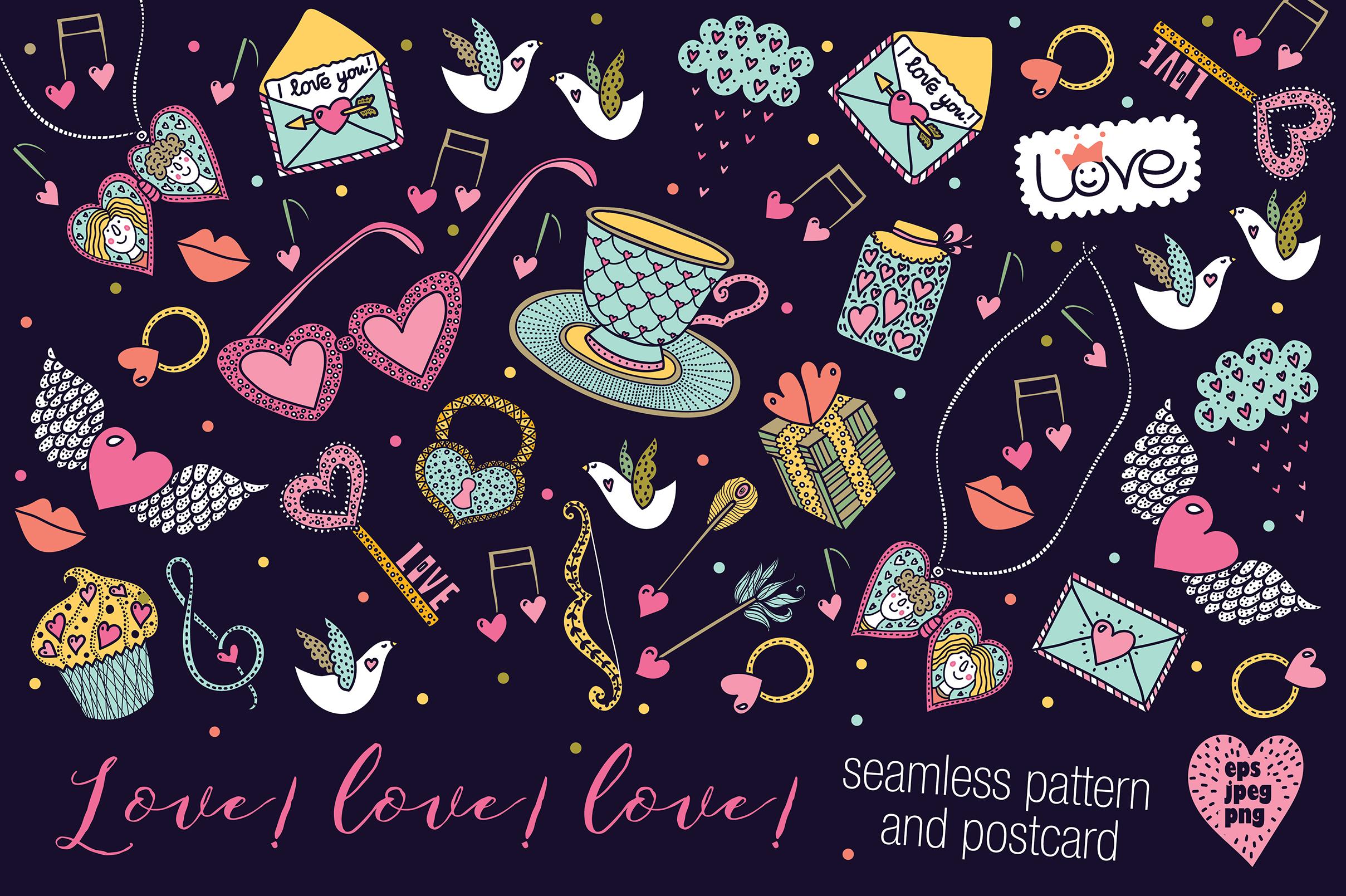Love! Love! Love! example image 1