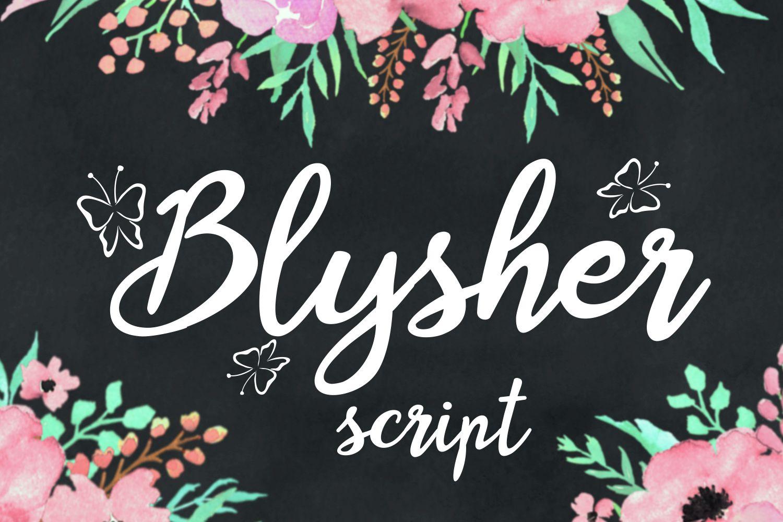 Blysher example image 1