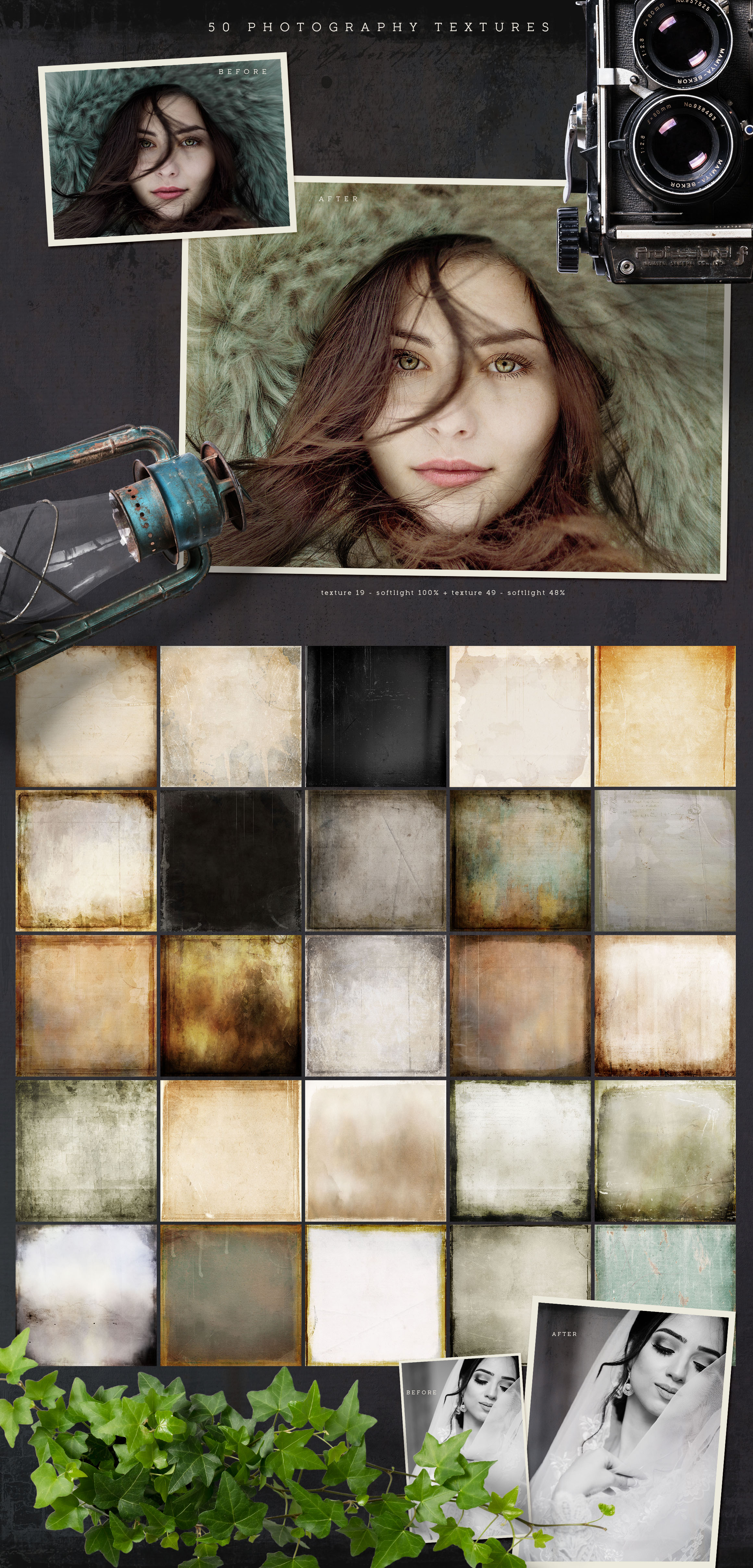 Photography Texture - Artistic vol.1 example image 2