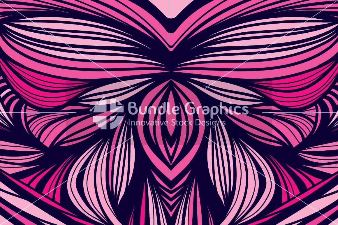 Heart Symbol - Symmetrical Design example image 2