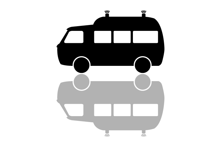 Ambulance icon example image 1