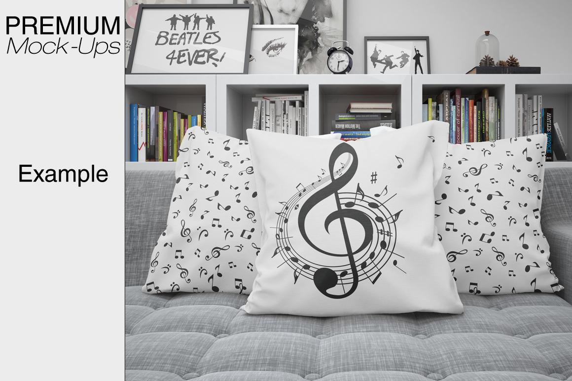 Pillows Mockup Set example image 10