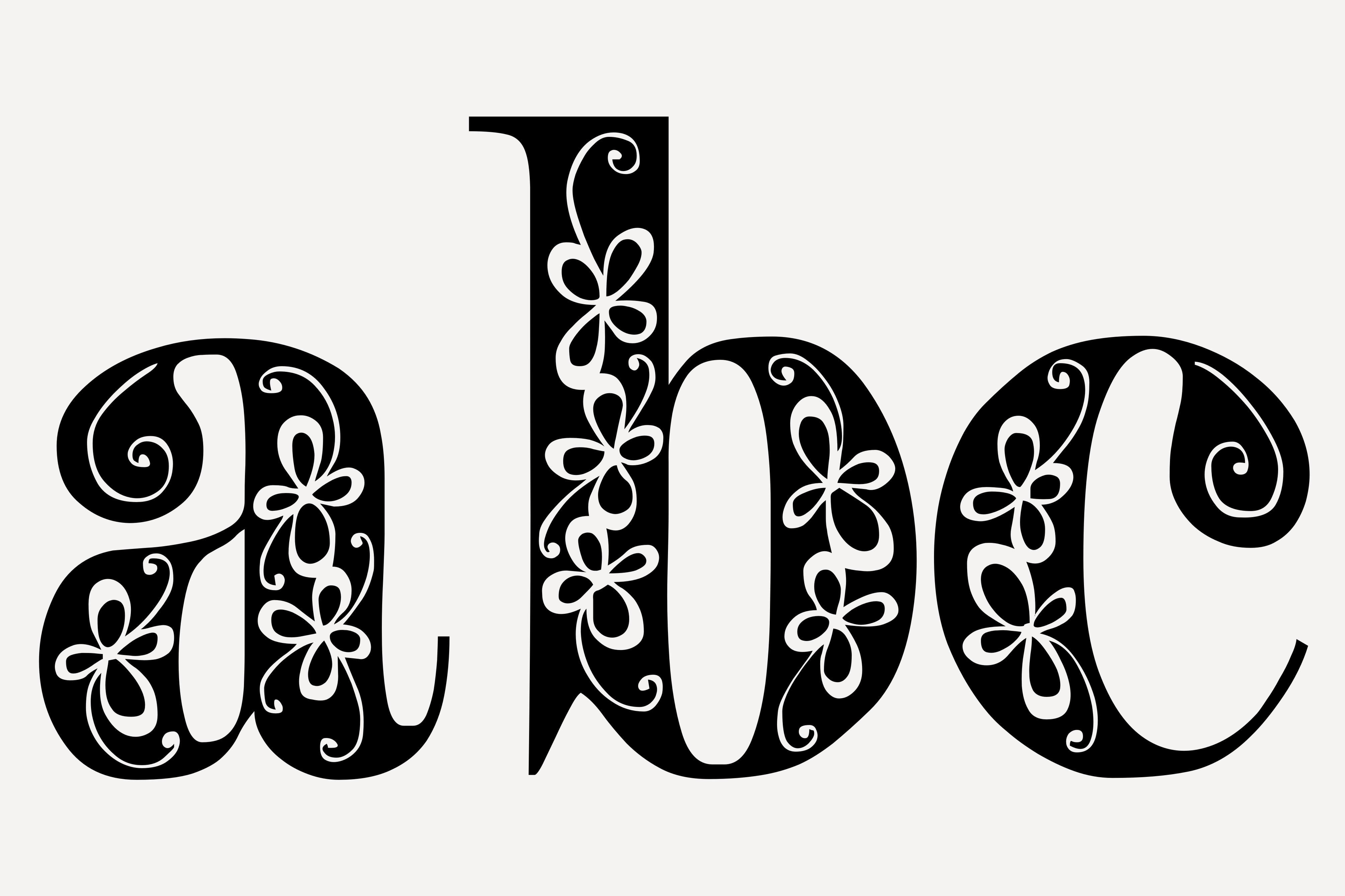 Pryma font example image 4