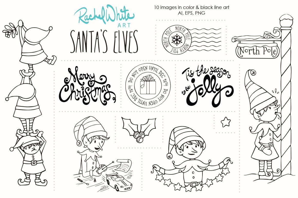 Santa's Elves example image 2