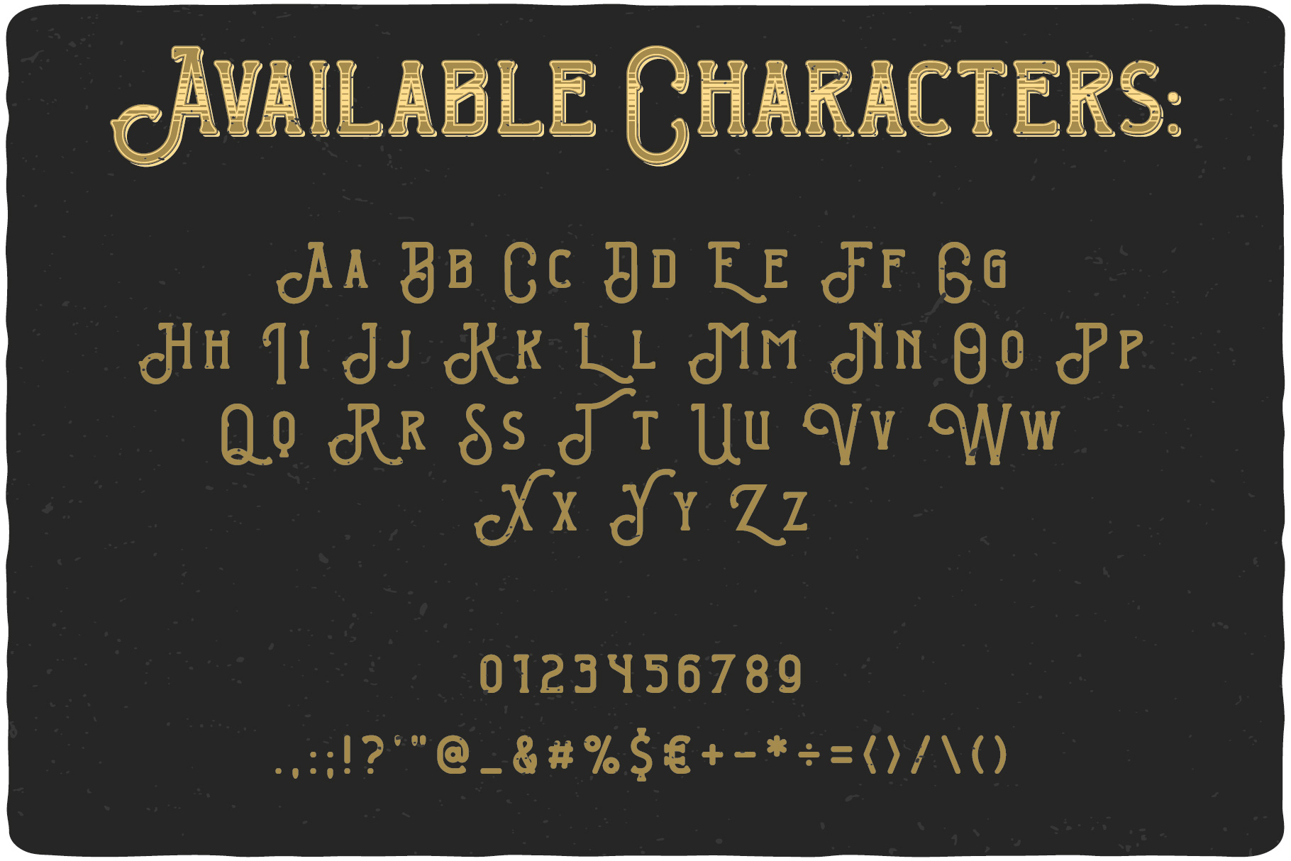 Pirate Bay Typeface example image 2