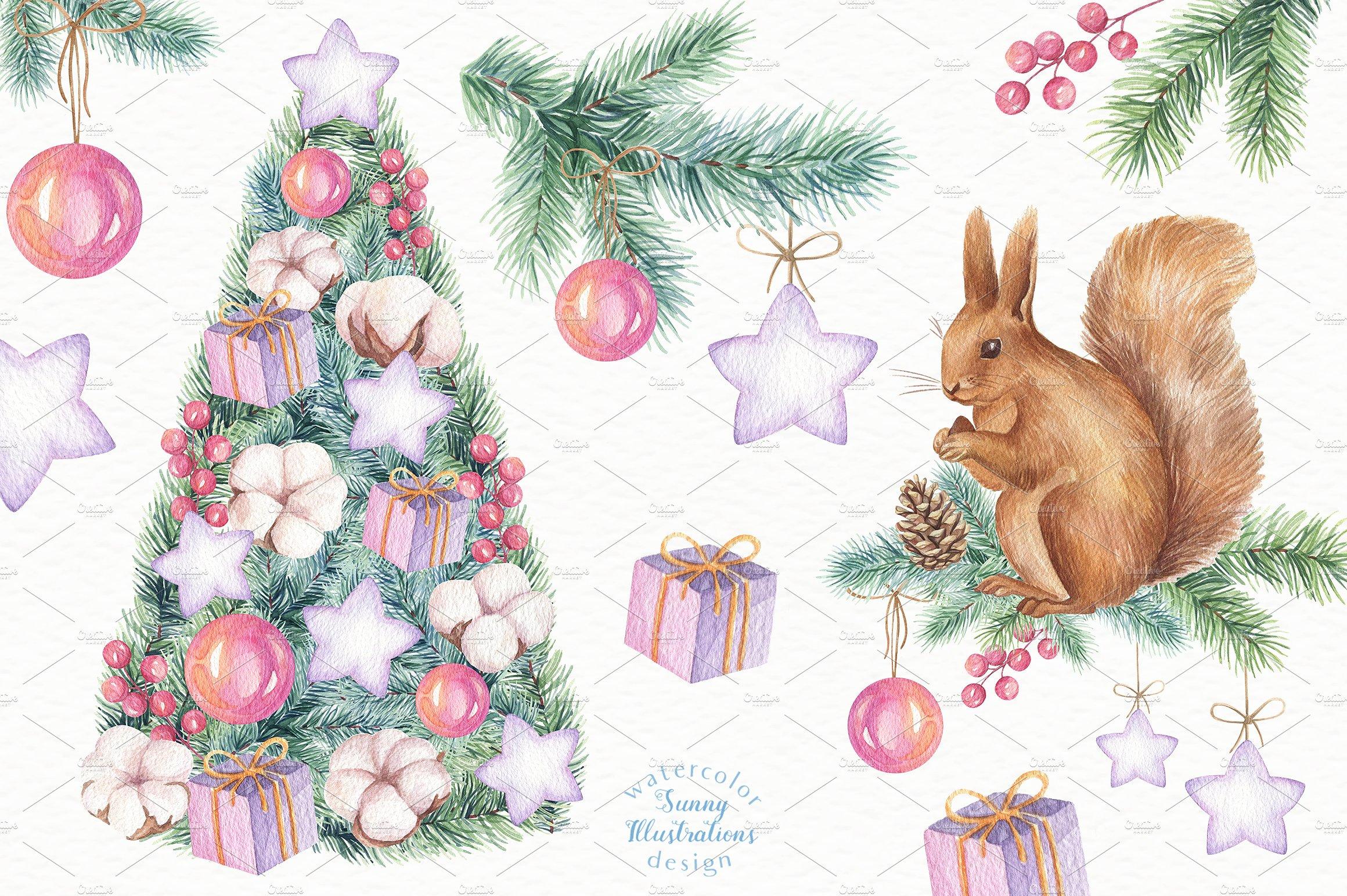 Merry Christmas Collection III example image 4
