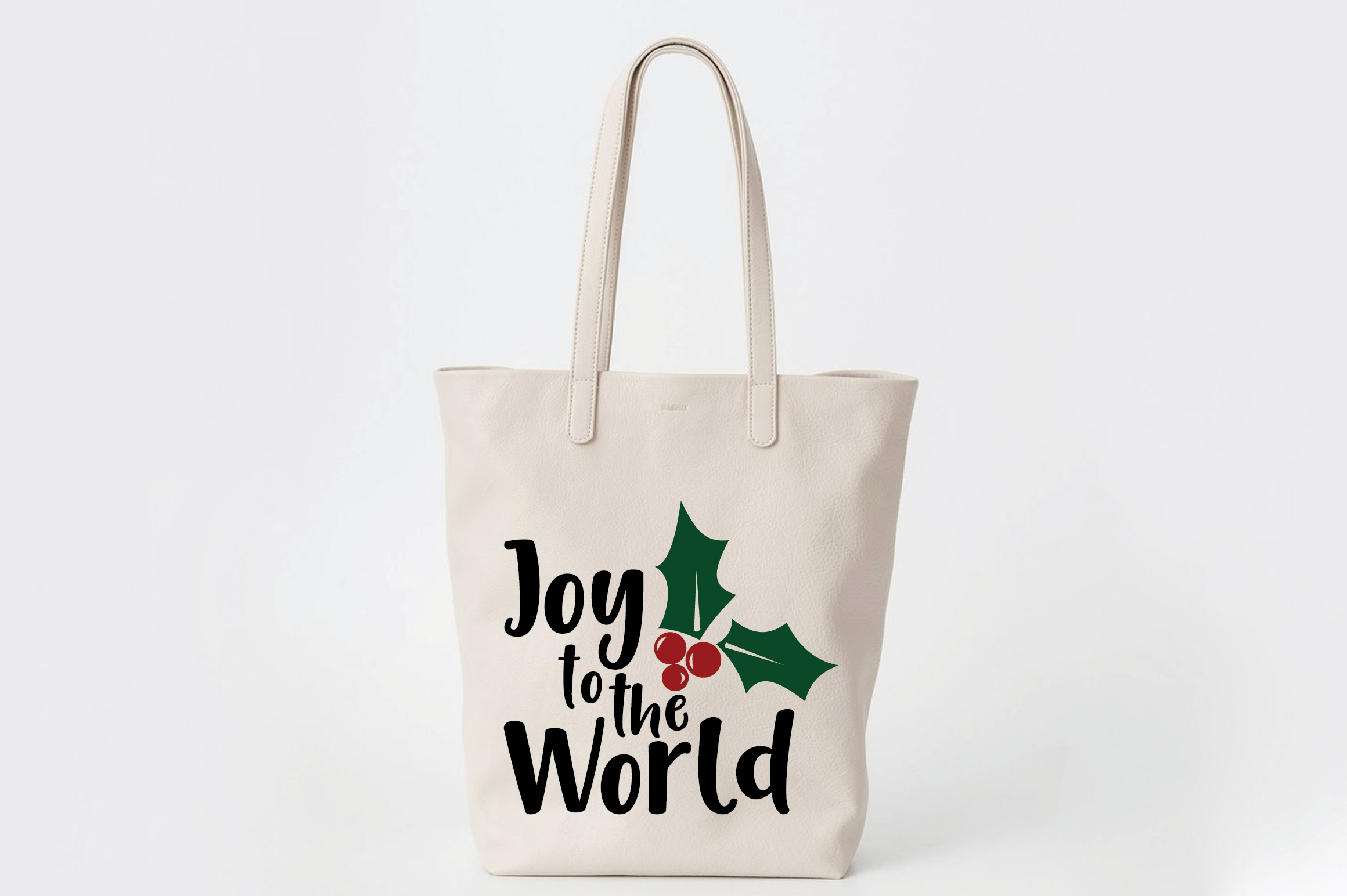 Joy to the World SVG Cut File - Christmas SVG example image 8