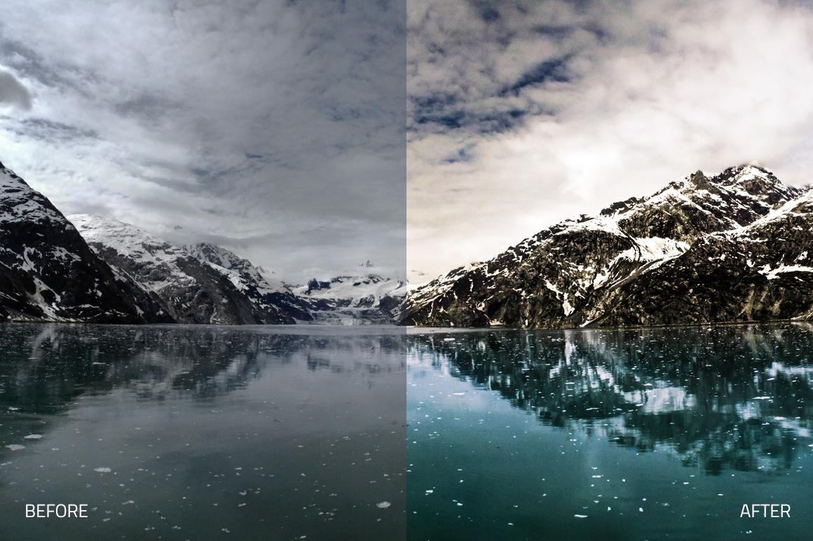 Ultra Landscapes Lightroom Presets example image 5