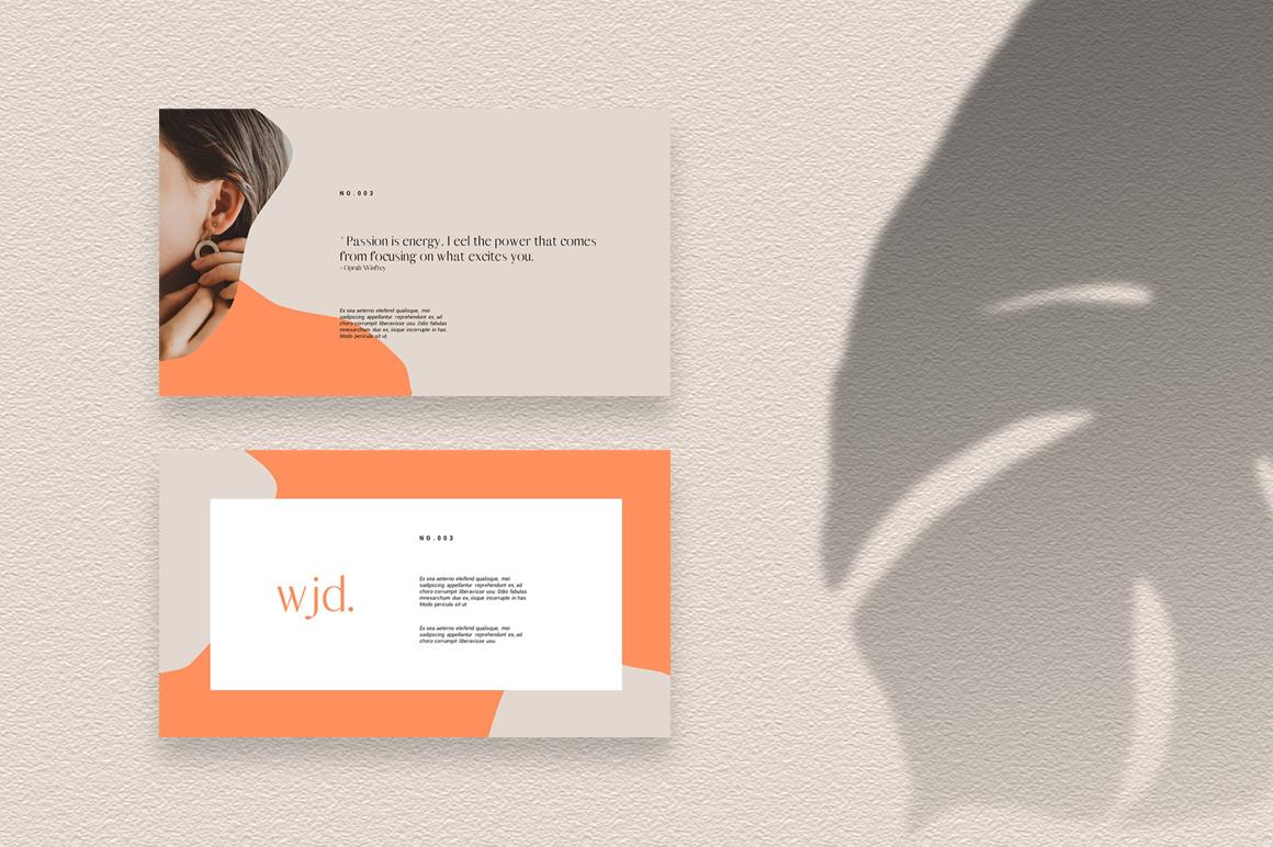 Wajada - Powerpoint Template example image 9