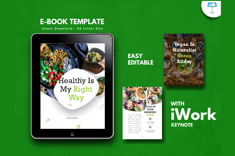 20 eBook Bundles v2.0 Template Editable Using iWork Keynote example image 10