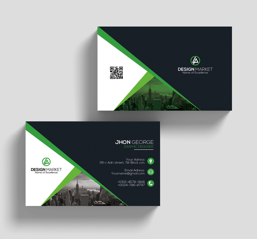 Personal Business Cards example image 3