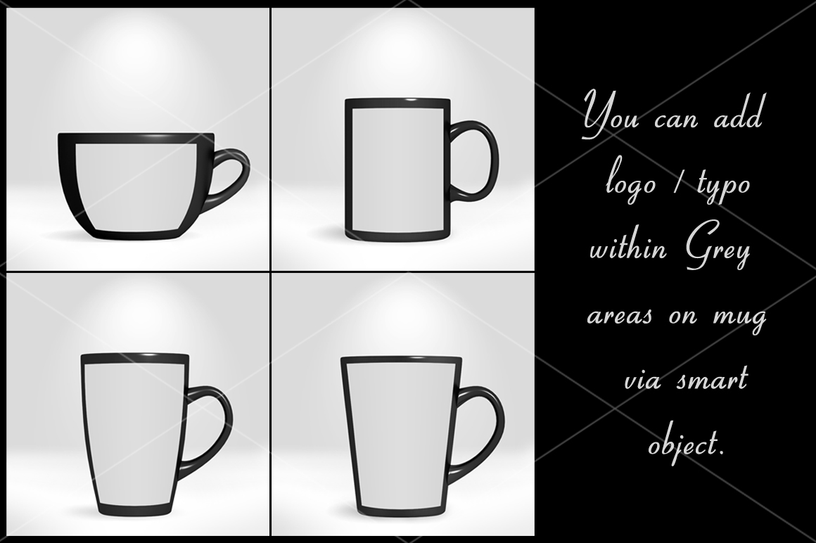 Coffee Mug/Cup Mockup vol.1 example image 5