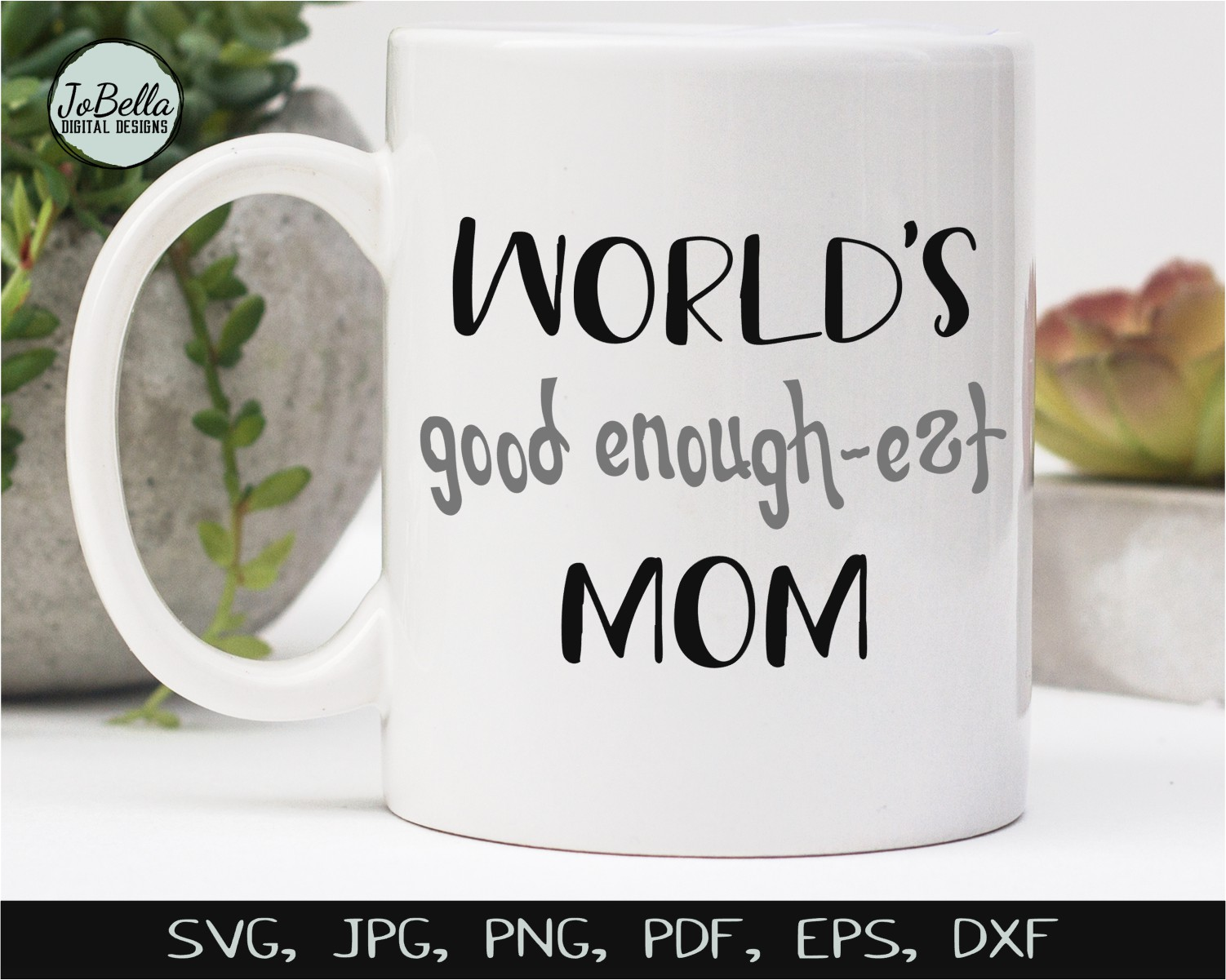Funny Mom SVG, Sublimation Design and Mother's Day Printable example image 3