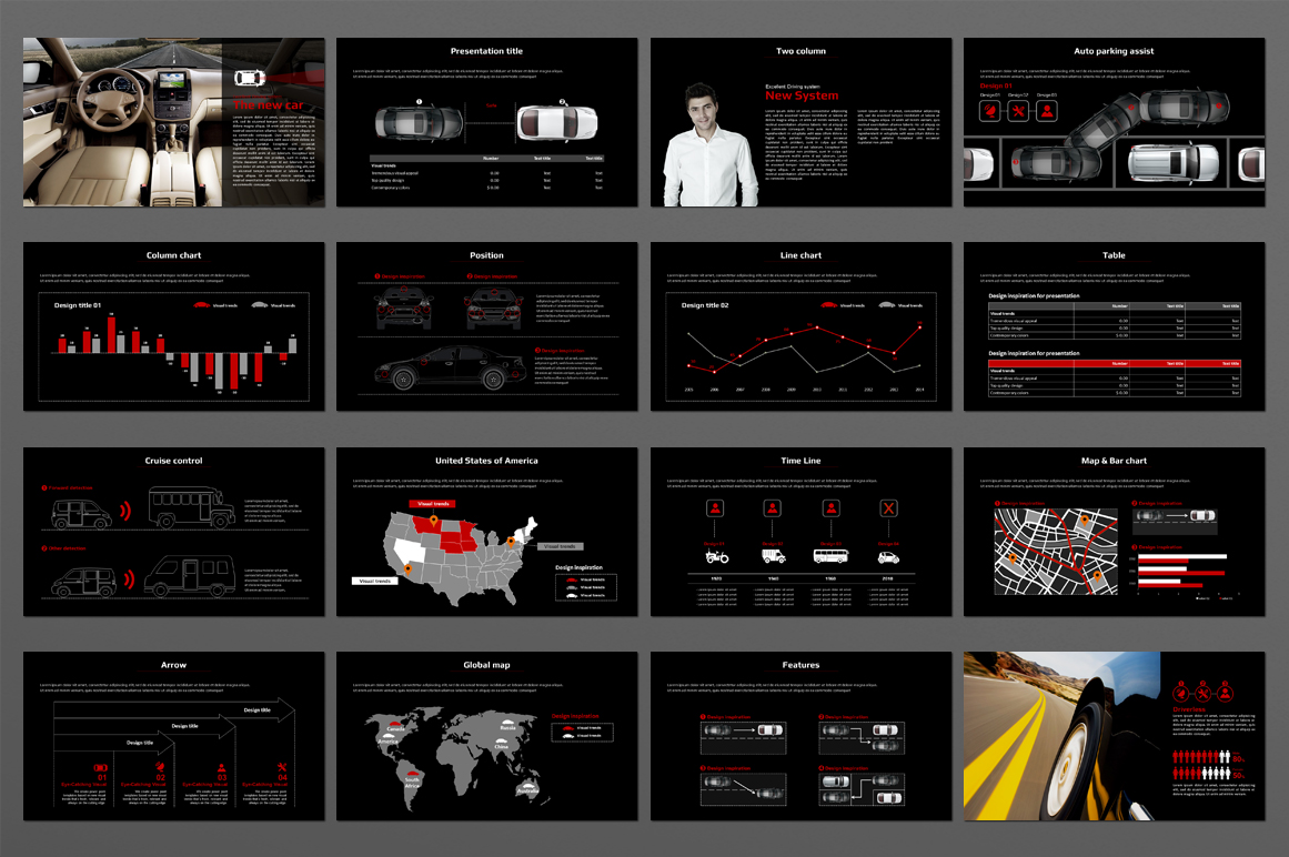 Car Safety PPT example image 3