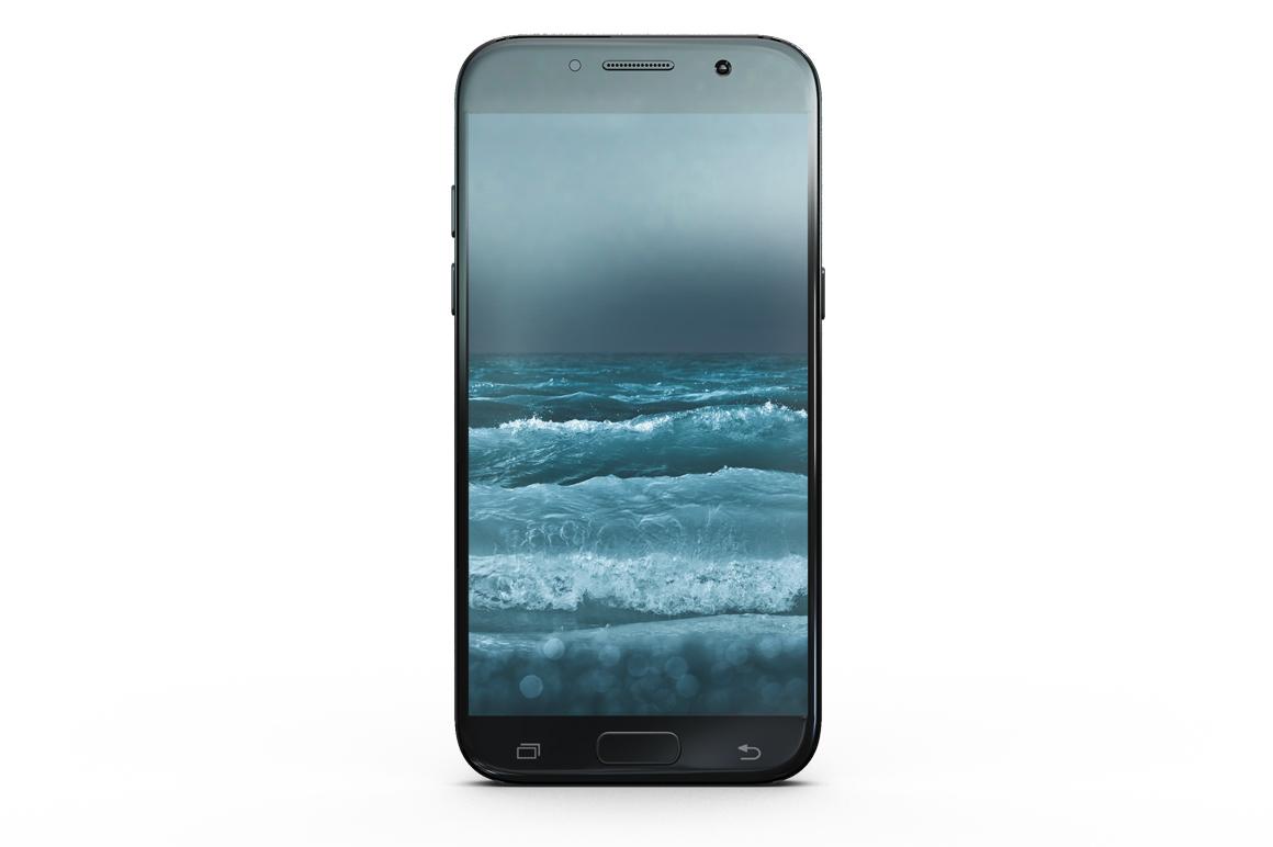 Samsung Galaxy A7 Mockup example image 4