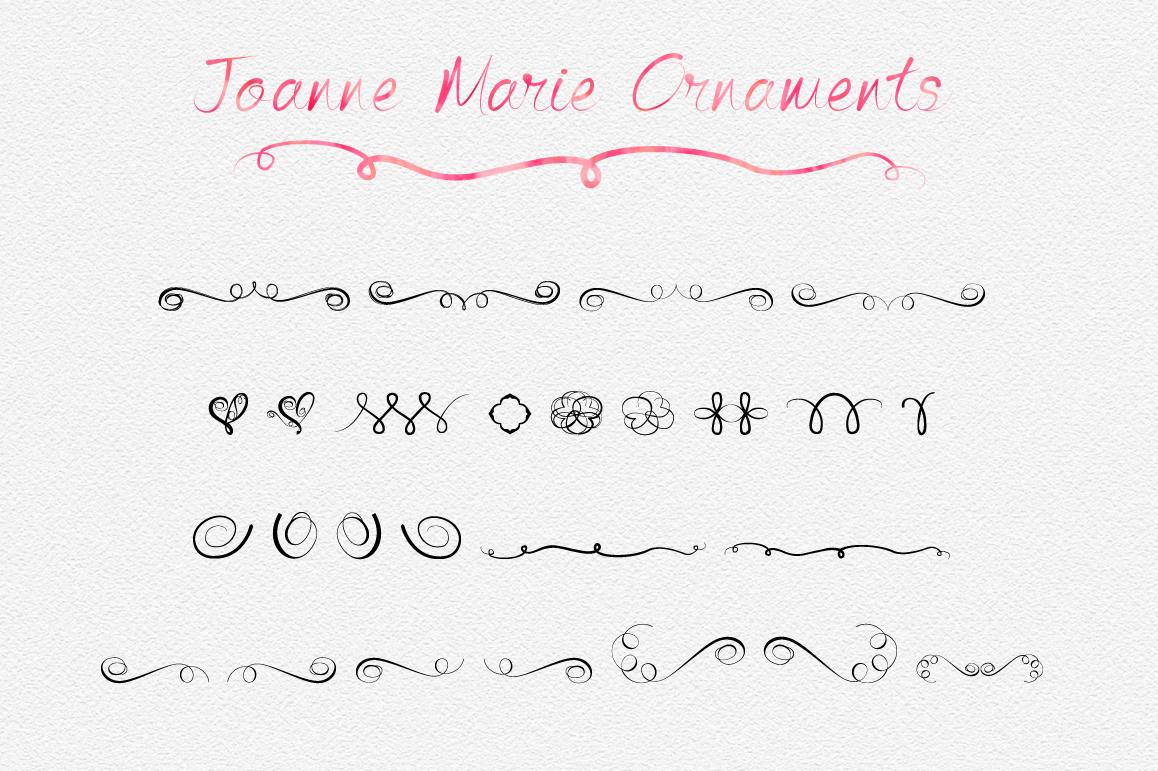 Joanne Marie Calligraphic example image 4
