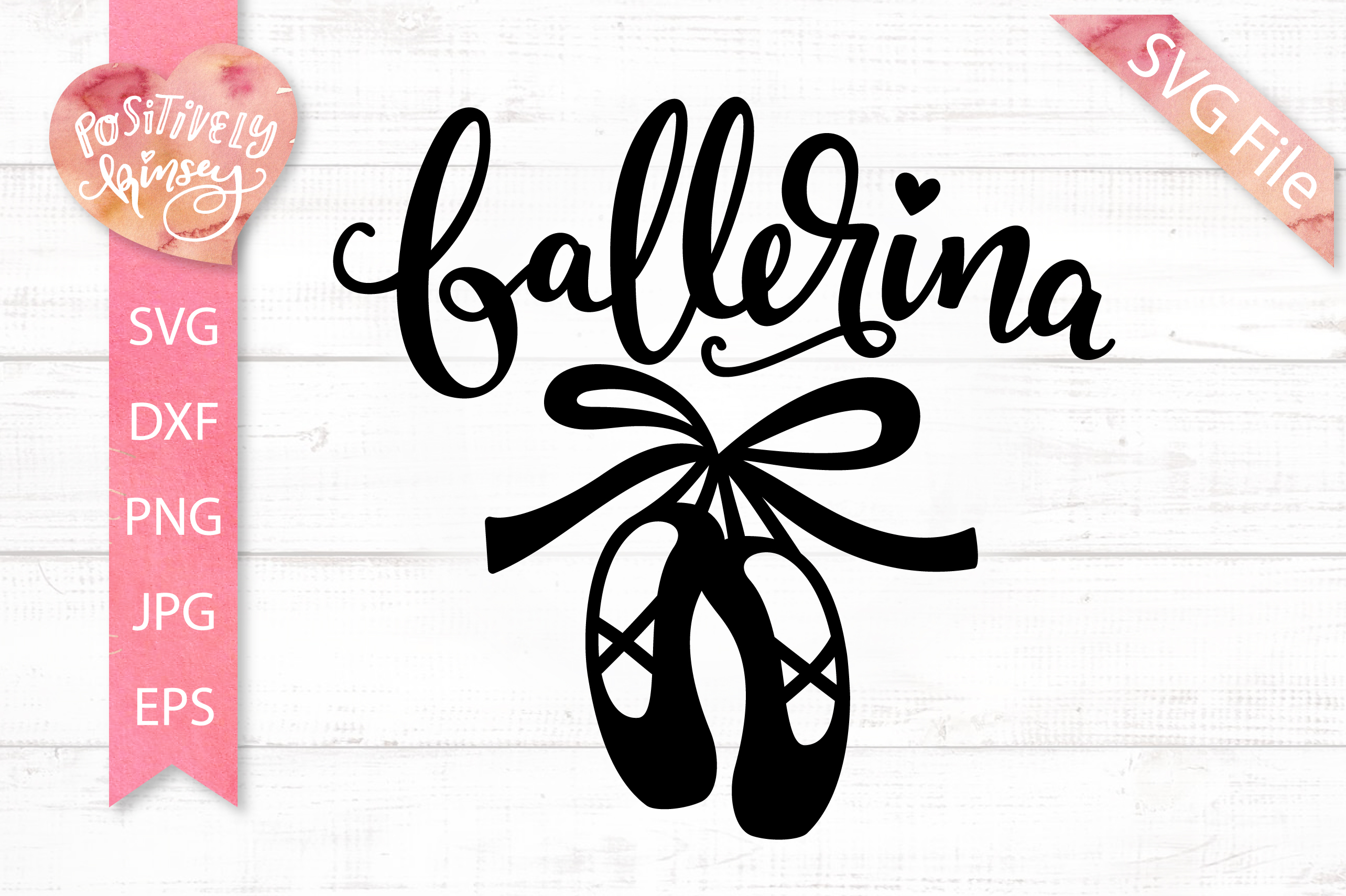 Download Ballerina SVG DXF PNG EPS JPG, Dance SVG, Ballet SVG ...