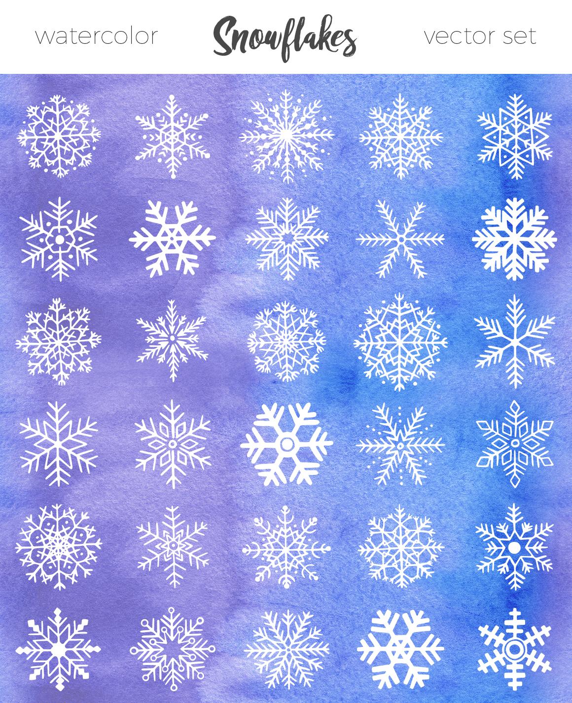 Winter Bundle example image 13