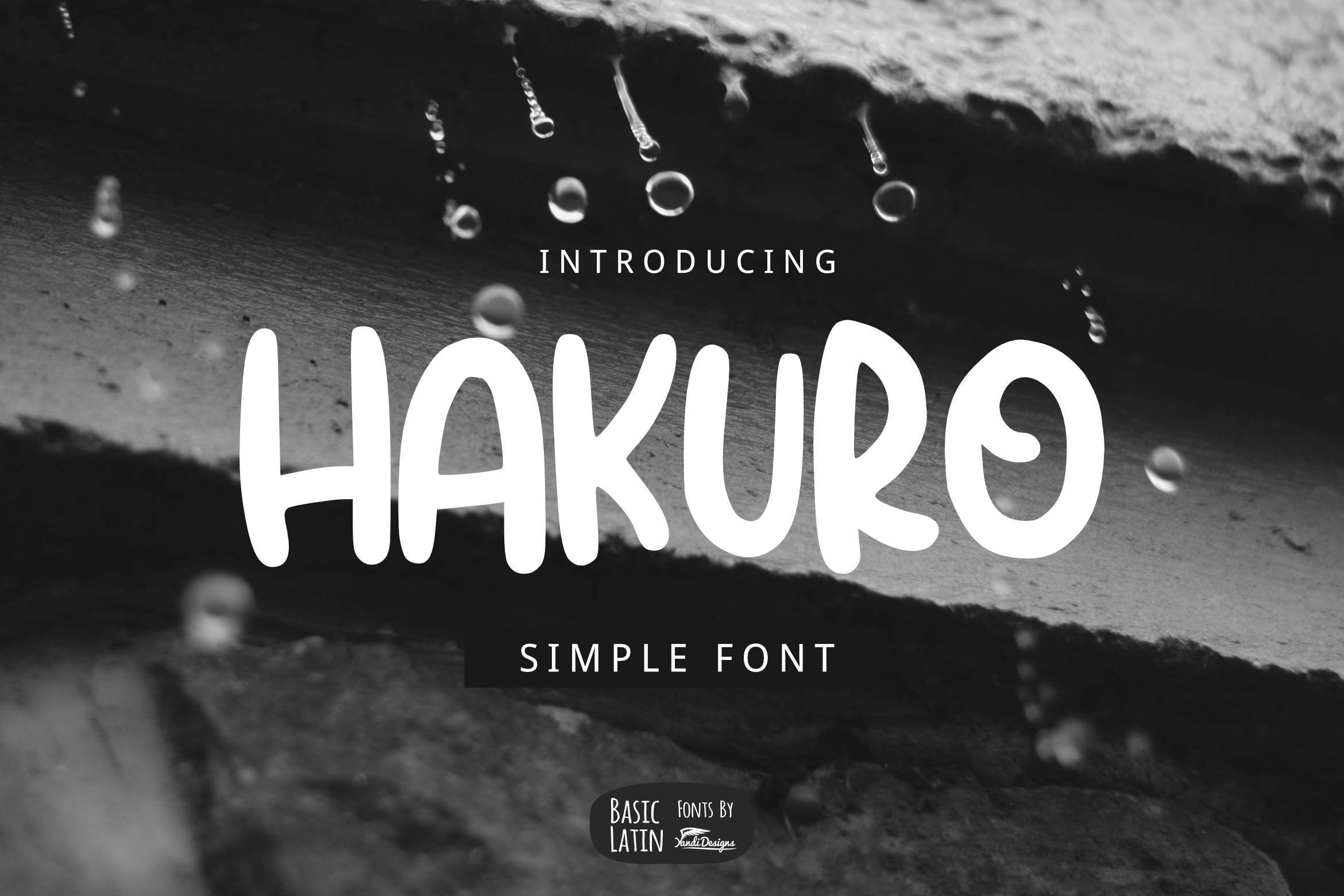 Asian Font Bundles by YandiDesigns example image 12