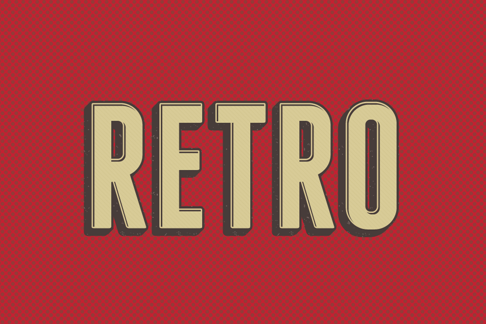 10 Vintage Graphic Style for Adobe Illustrator example image 3