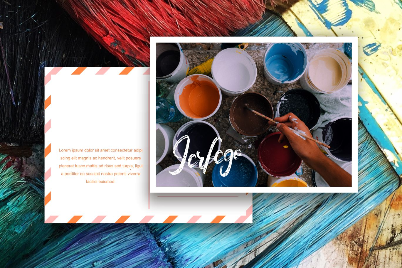 Arlaya | Script Art Font example image 4