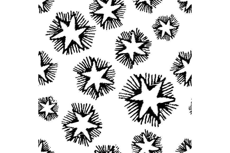 Set of 12 boho seamless vector backgrounds.  example image 8