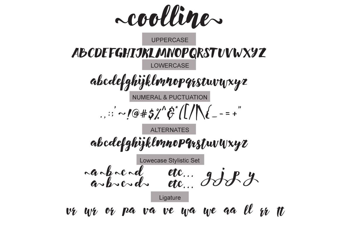 coolline Brush example image 8