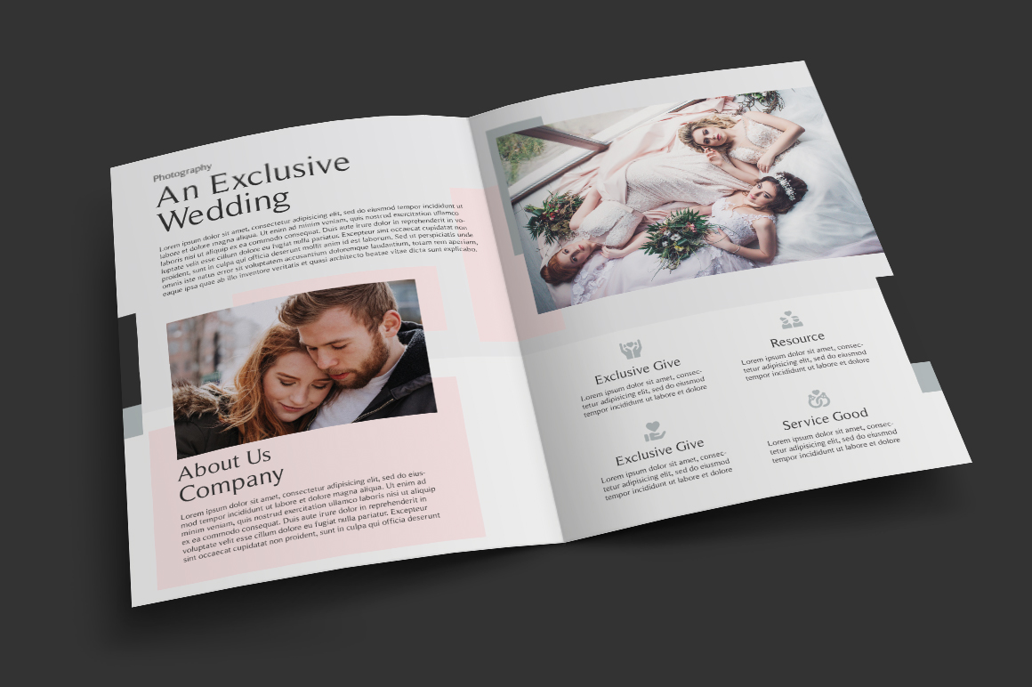 Wedding Photography Brochures example image 2