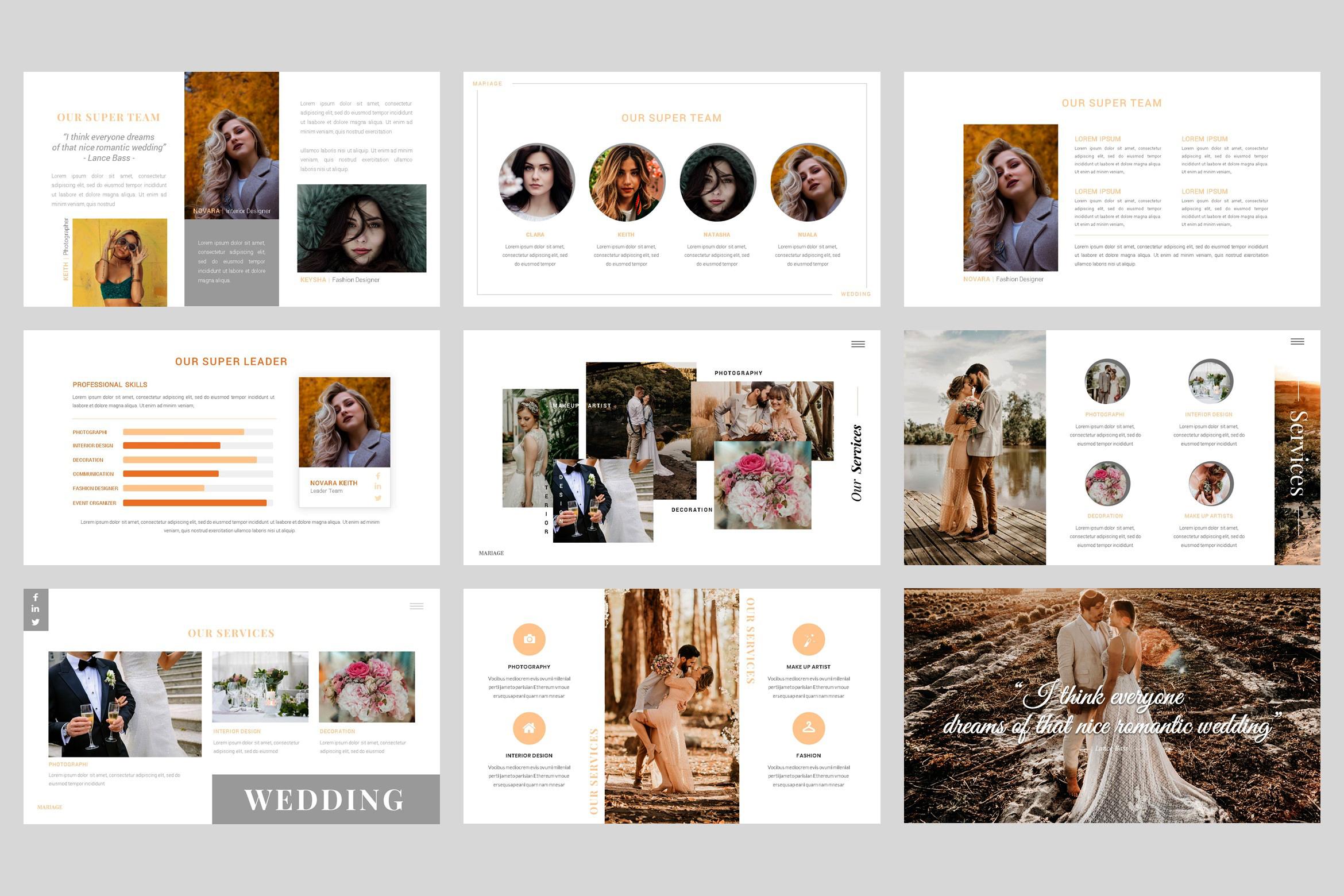 Mariage - Wedding Keynote Template example image 3