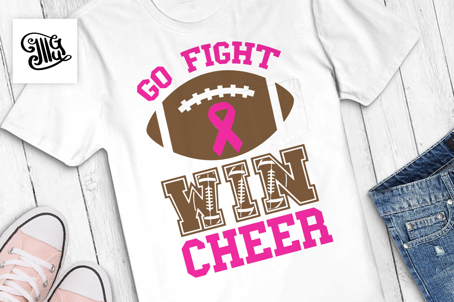 Go fight cheer example image 1