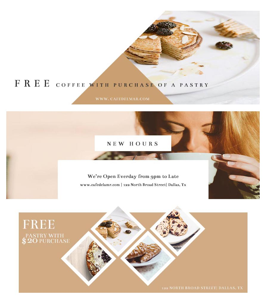 Facebook Ads/ Facebook Cover Templates/ Facebook Banners example image 4
