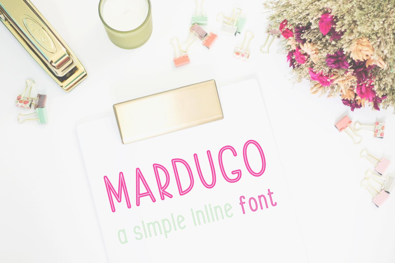 Font Bundle 5 Exclusive Fonts!  example image 3