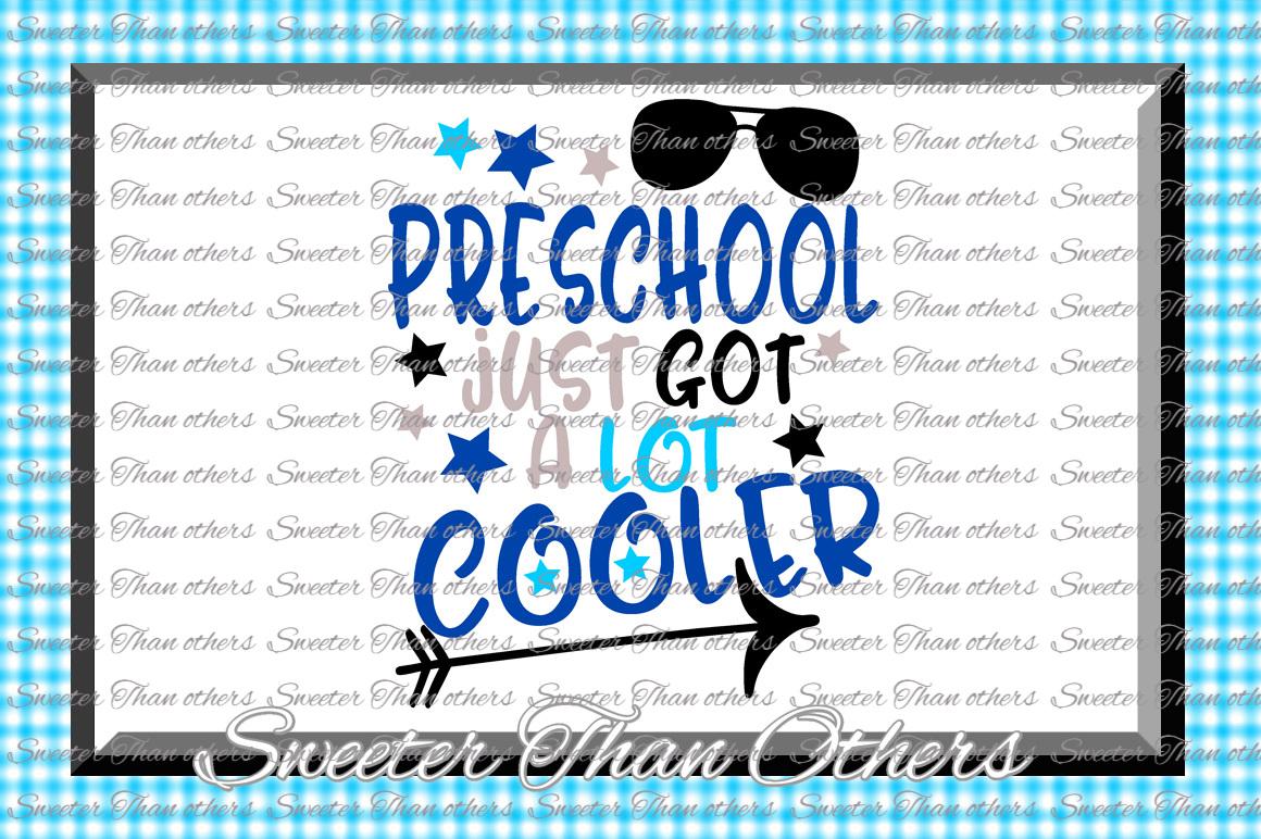 School Cooler SVG Bundle Kindergarten First Day of School example image 10