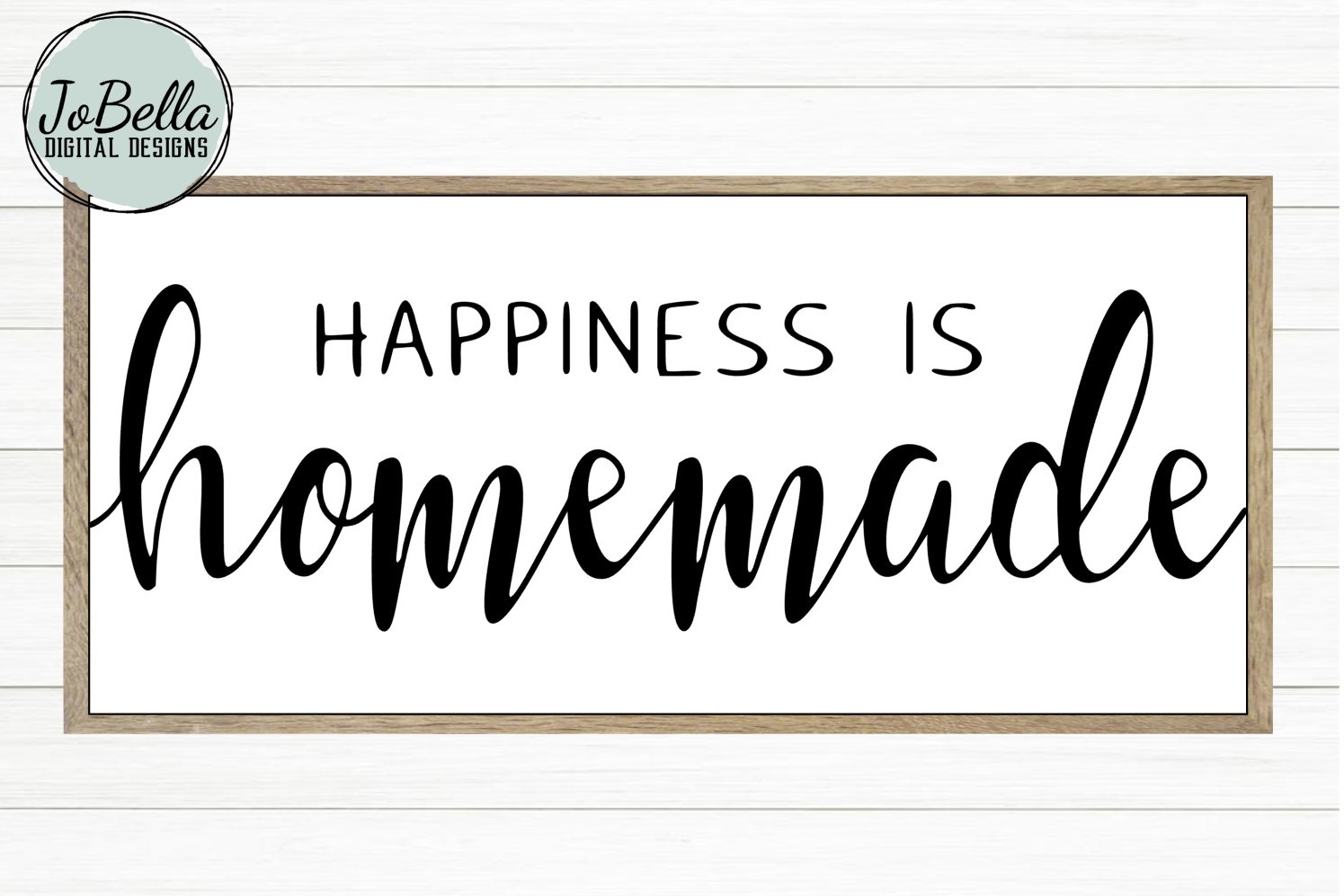 picture about Happiness is Homemade named Contentment Is Do-it-yourself SVG, Sublimation PNG Printable